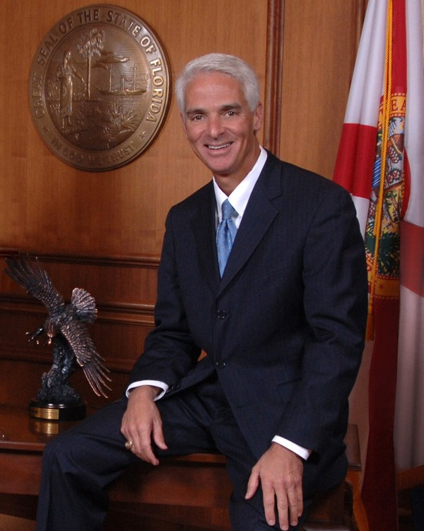 charlie crist is gay