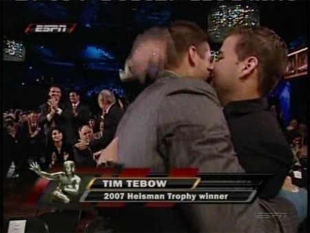 i want tim tebow gay