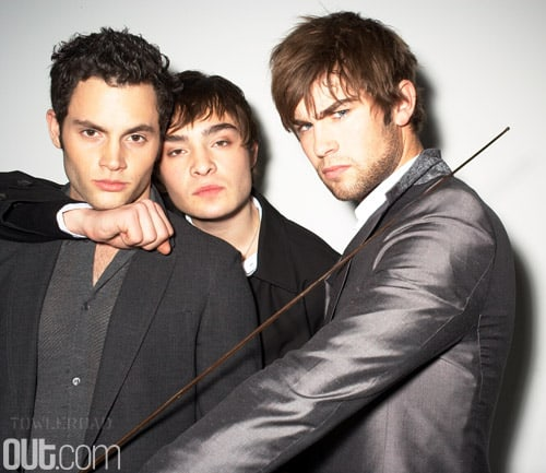 Chace Crawford & Ed Westwick Move from The CW to ABC