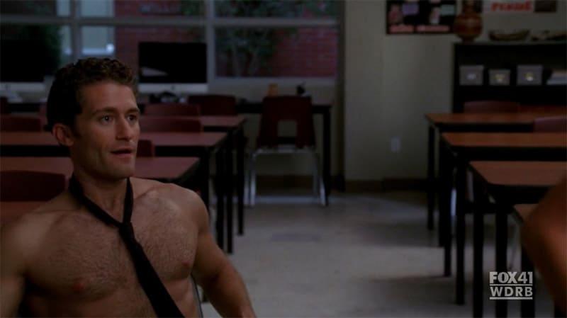 Glee Fcake Chord Overstreet Cory Monteith And Matthew