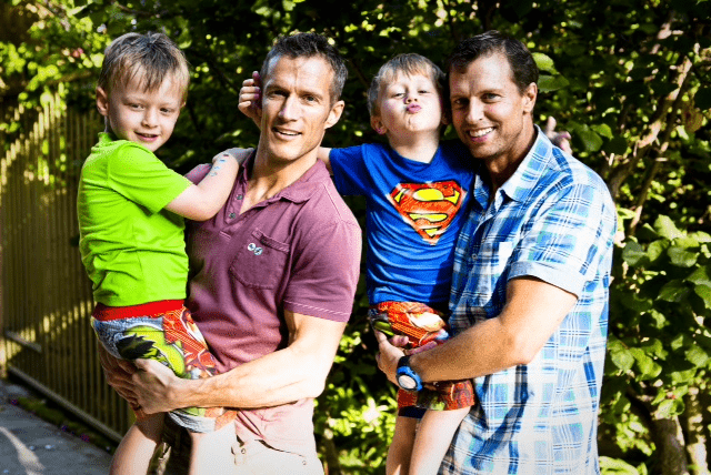 same sex couples adopting Private adoption agencies in alabama are now legally permitted to discriminate against same-sex parents a new law signed by governor kay ivey allows private adoption agencies to refuse to place children in homes with lgbtq parents advocates say the law protects the religious liberty of faith-based.