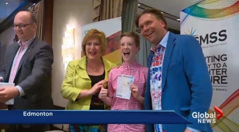 Alberta gives new birth certificate to 12-year-old boy who