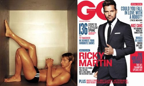 ricky martin and ian thorpe relationship poems
