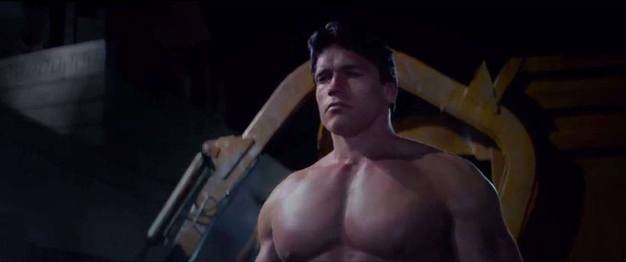 gay terminator video trailer