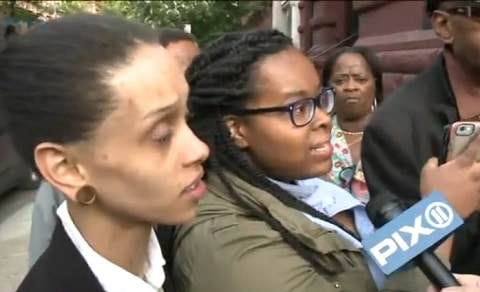 David James Manning attacked church Harlem