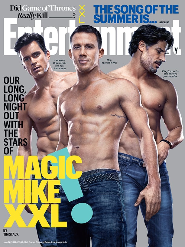 The Men of 'Magic Mike XXL' Bare Their Bodies for ...