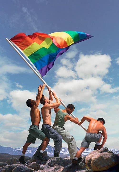 Iwo Jima - Gay Version