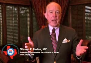 houston bigot Steve Hotze