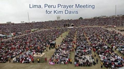 Kim Davis Liberty Counsel Peru