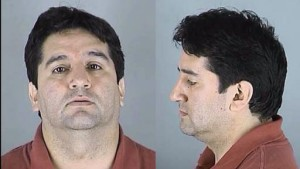 "Father Francisco ""Fredy"" Montero's mugshot. Courtesy"