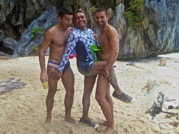 gay life in Manila