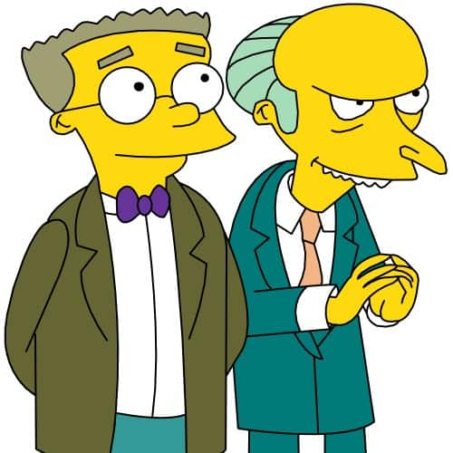 Smithers gay