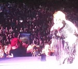 Madonna engagement