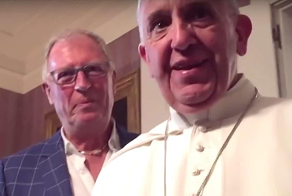 Grassi Pope - blindsided by kim davis
