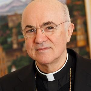 Carlo Maria Vigano resignation
