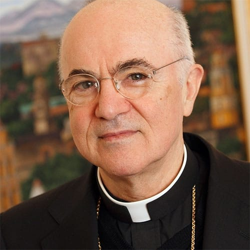 Carlo Maria Vigano petition