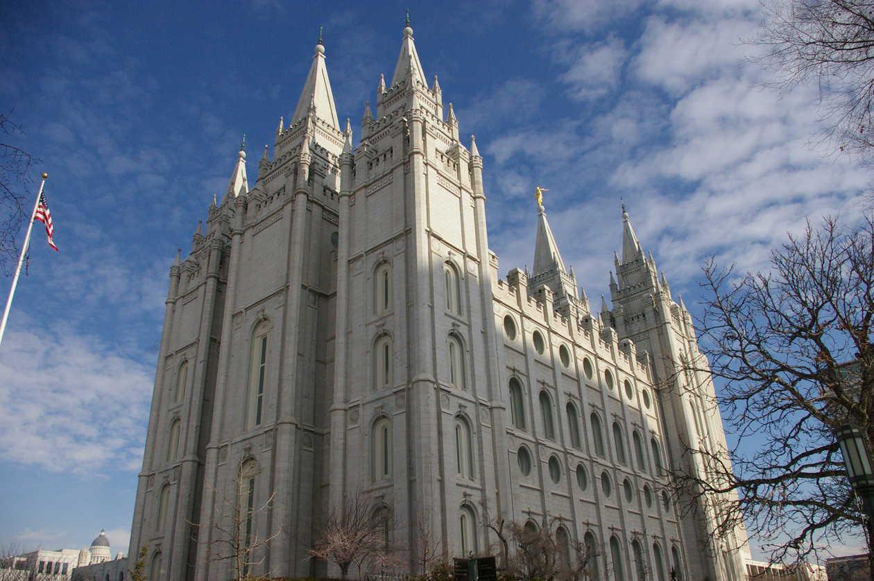 mormon church gay