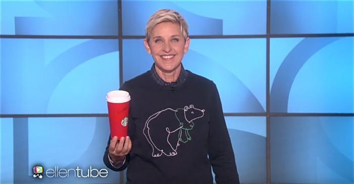 Ellen Starbucks