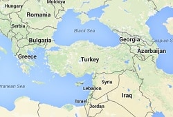 tuekey map