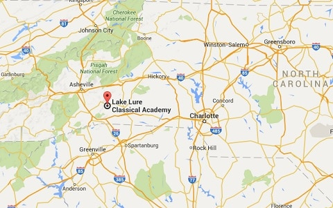 Lake Lure Classical Academy2