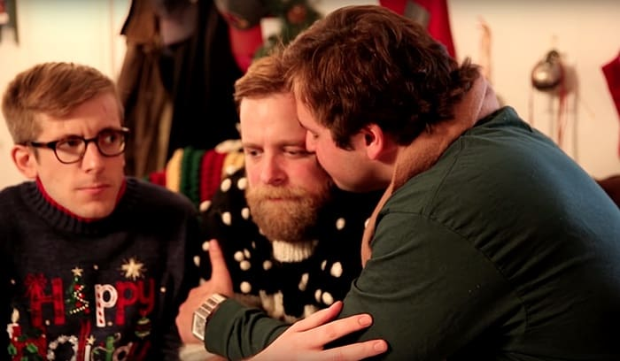 Genuine Jerks how to react to bad christmas gifts