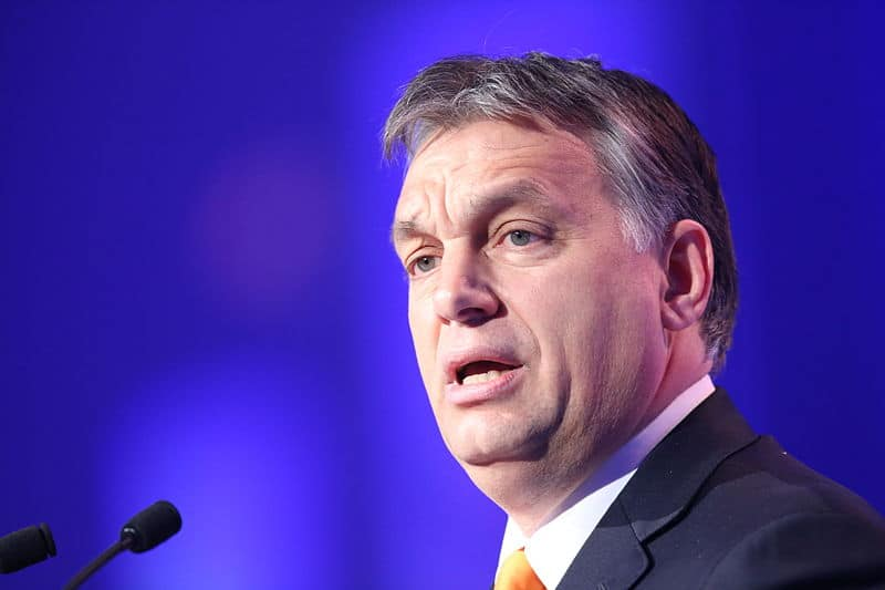 Viktor Orban - Donald Trump soulmate
