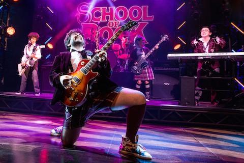 school of rock review