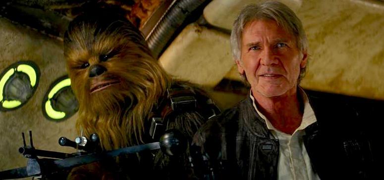 Star Wars: The Force Awakens Ph: Film Frame ©Lucasfilm 2015 star wars the force awakens review