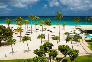Bucuti & Tara Beach Resorts, Aruba; warm-weather getaways in Towleroad and ManAboutWorld gay travel magazine