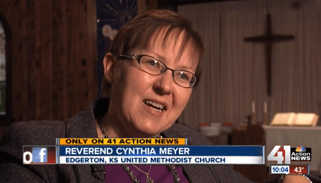 methodist pastor
