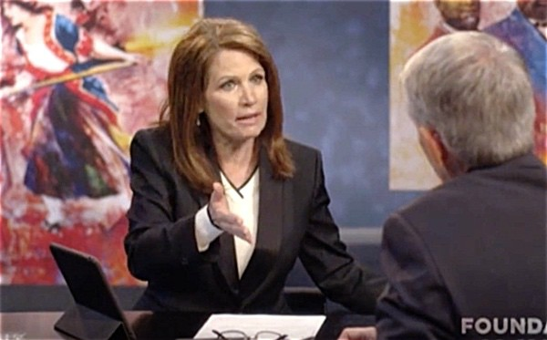 Michele Bachmann Christian
