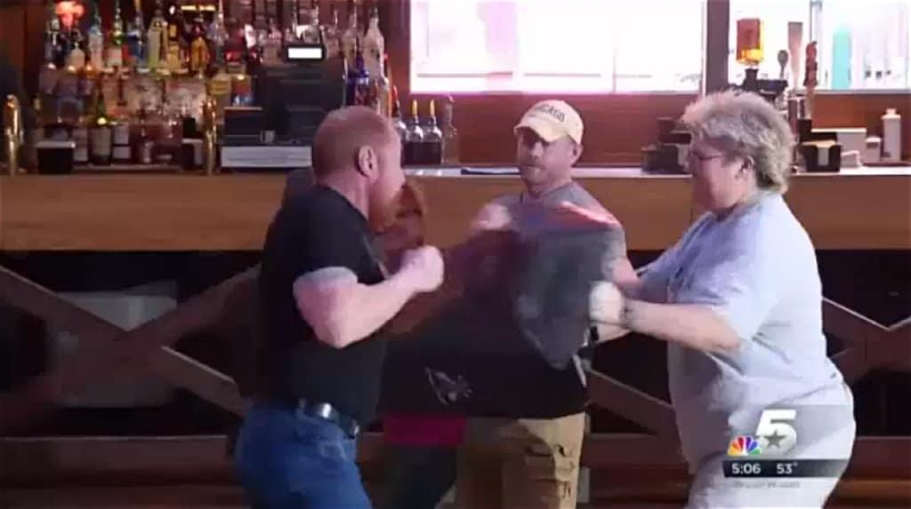 Dallas gay bar