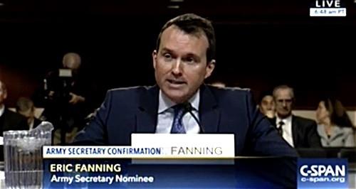 Eric Fanning