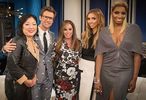 Margaret Cho joins Fashion Police on TV this week