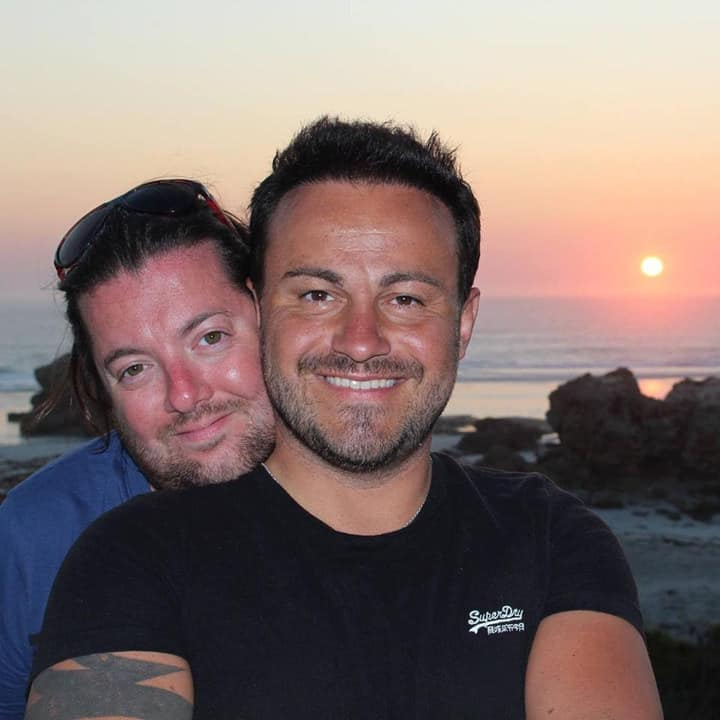 He's gay, but this virginia beach man is outspoken in his support for donald trump and the gop