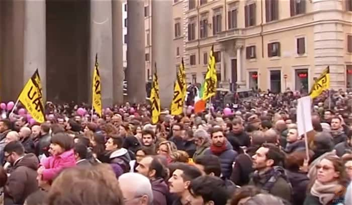 Rome gay rights Italy gay