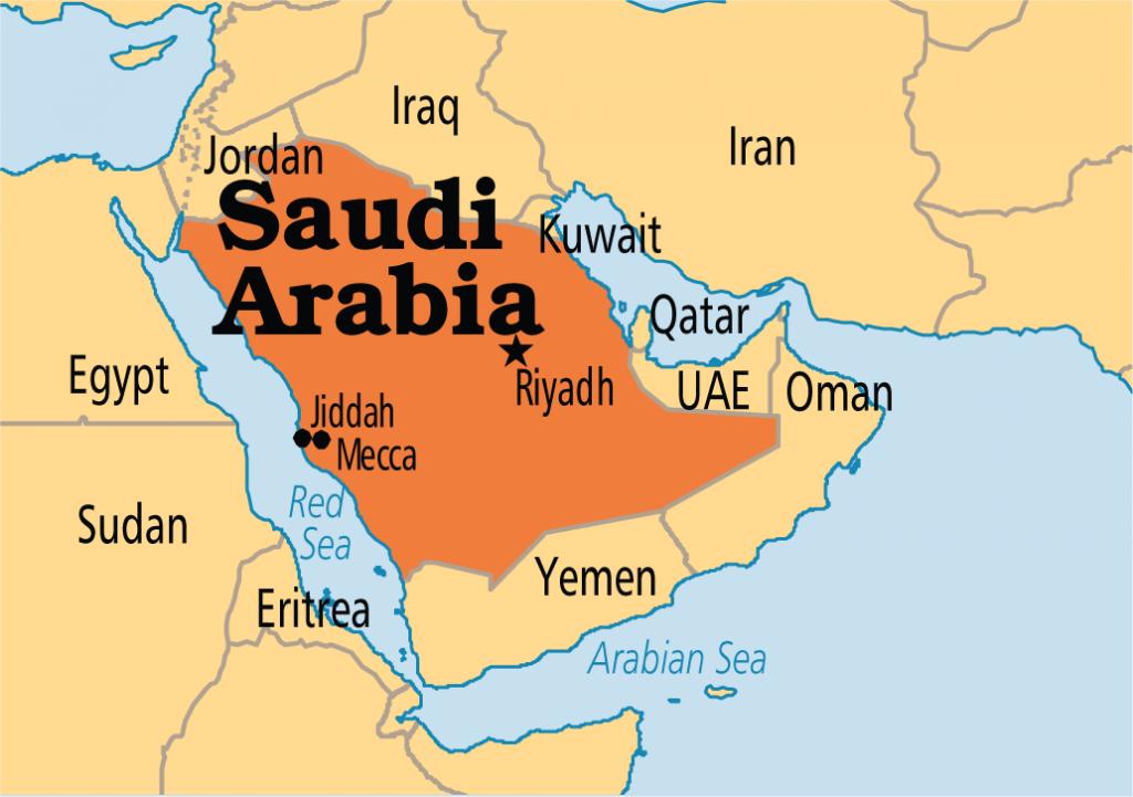 saudi arabia gay