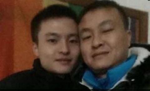 Sun Wenbin China gay