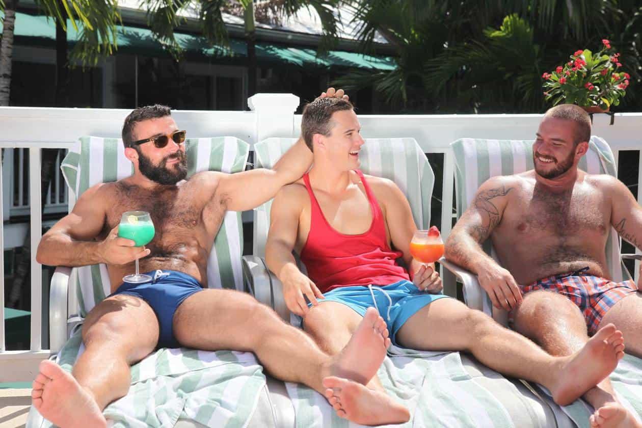 Swimsuit Key West Nude Massage Photos