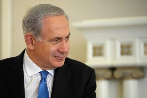 Benjamin Netanyahu lgbt