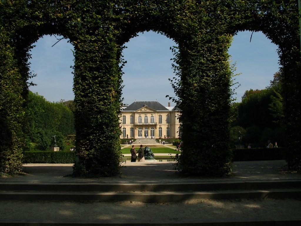 Rodin Museum, Paris gay travel