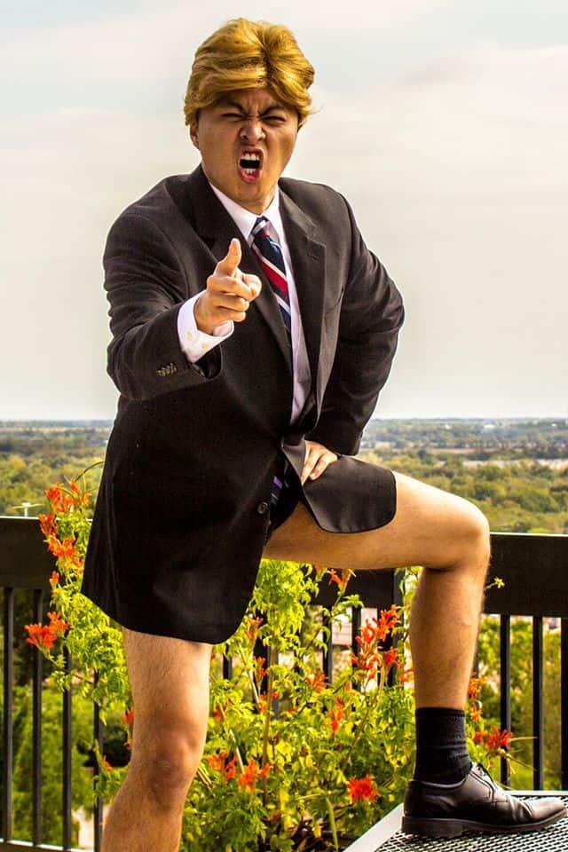 Tramp.Donald