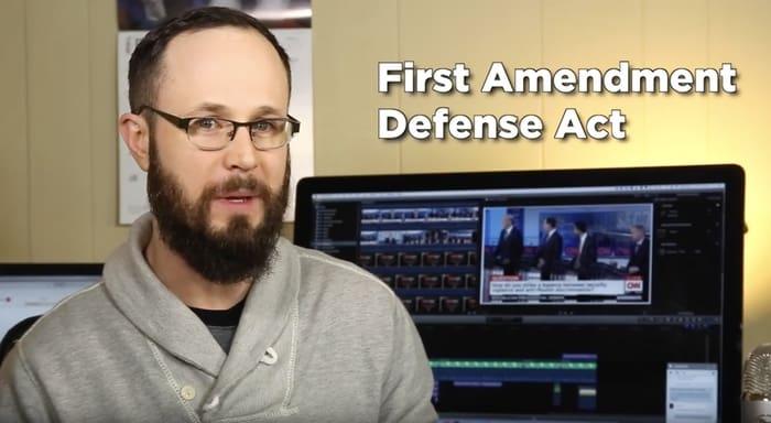 Matt Baume first amendment defense act law ted cruz marco rubio