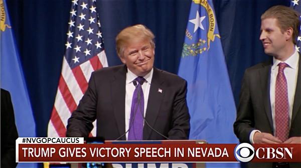 Donald Trump wins nevada
