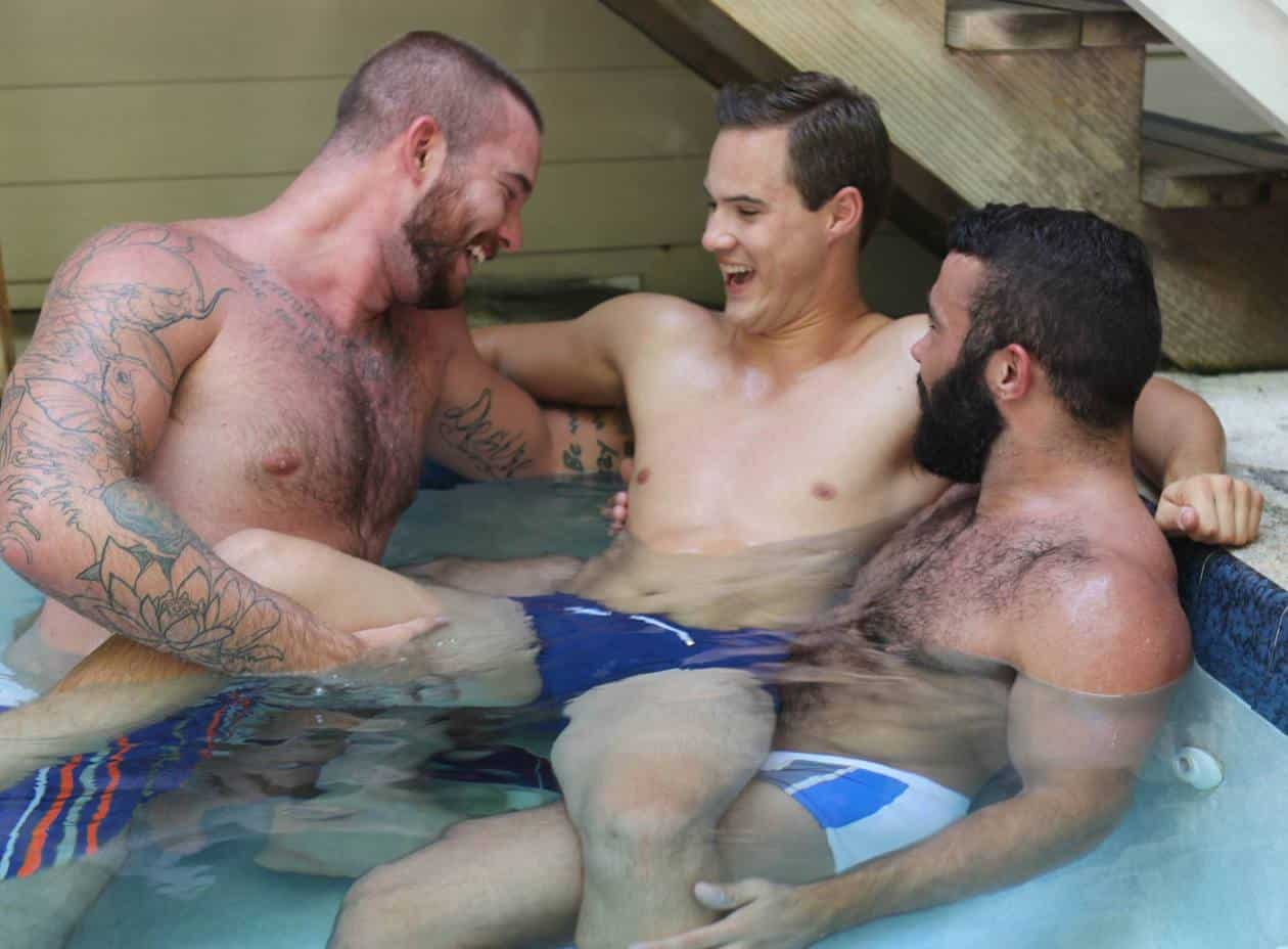 Gay men on webcams