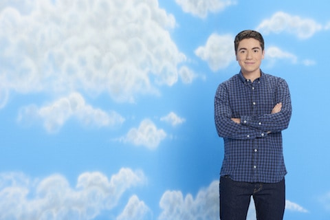 Noah Galvin from The Real O'Neals