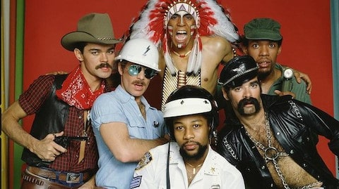which village people were gay