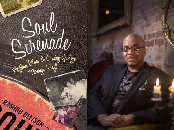 Rashod Ollison Soul Serenade
