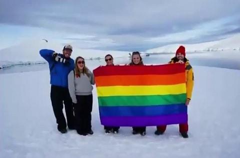 Planting Peace Antarctica