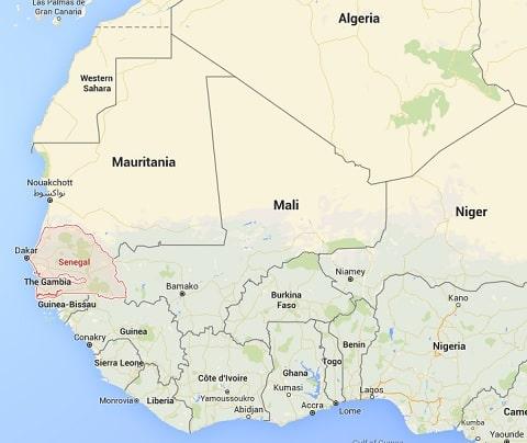 Senegal gay